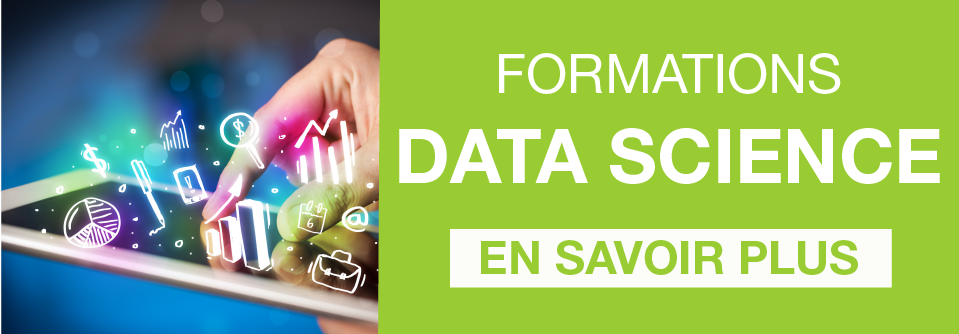 Offre de formations Data Science